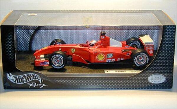 Ferrari F 2001 Michael Schumacher Racing Edition