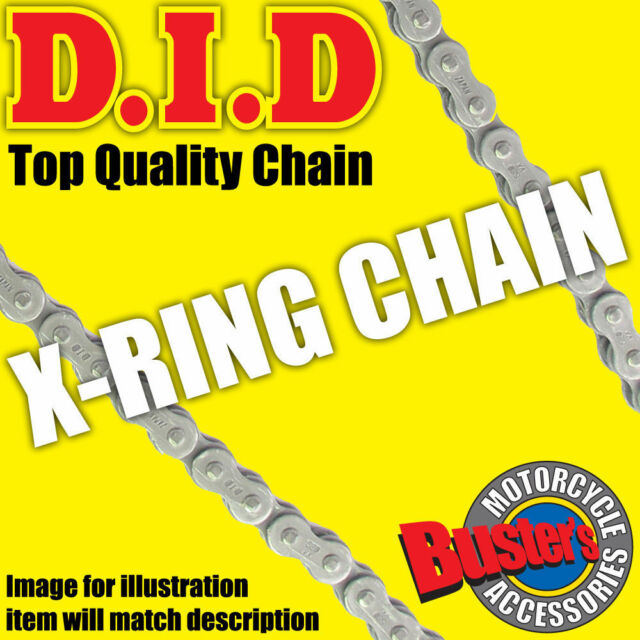 DID Heavy Duty O-Ring Chain 525VXx108 Links