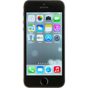Apple iPhone 5s  16 GB  Space Grey  Smartphone