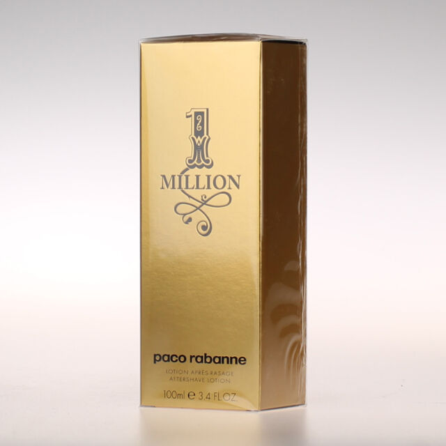 Paco Rabanne 1 Million One Million ★ Aftershave lotion 100ml NEU&OVP