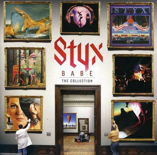 STYX - Babe: The Collection ( Best Of ) Boat on the River - CD - NEU/OVP