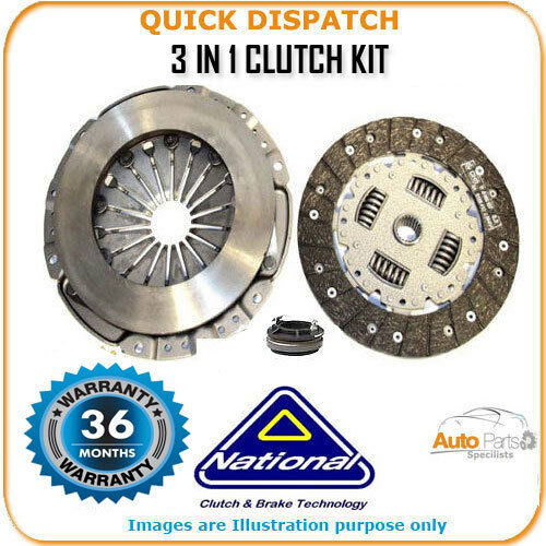 3 IN 1 CLUTCH KIT  FOR PEUGEOT 307 SW CK9843