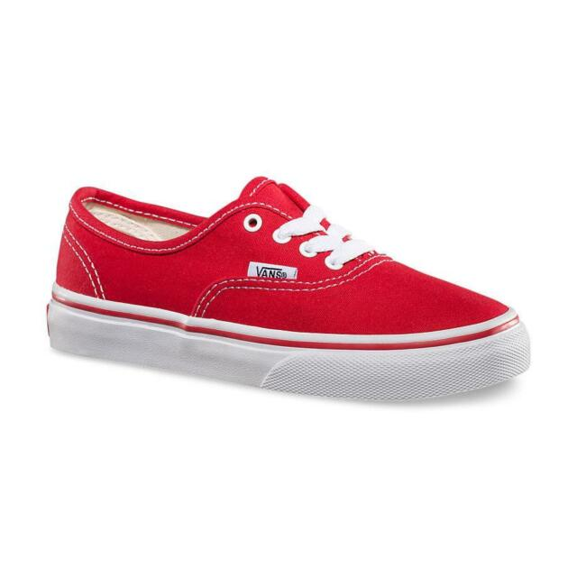 vans authentic bambino
