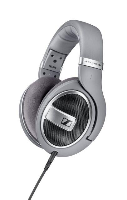 Sennheiser HD 579 Around-Ear Open Back Headphones - Grey