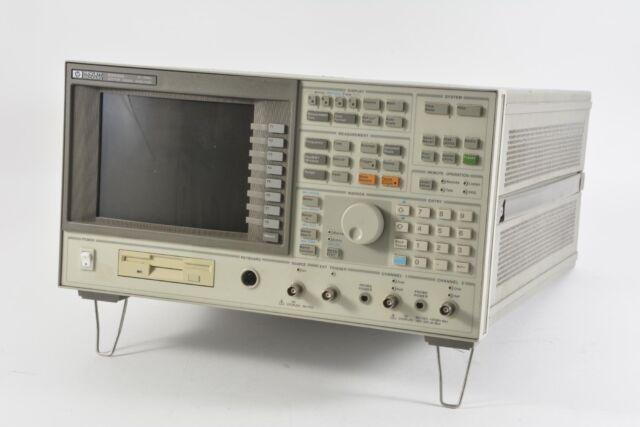 Vector Signal Analyzer : Hp agilent a vector signal analyzer mhz ebay