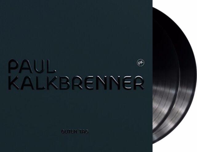 """Paul Kalkbrenner """"guten tag"""" Vinyl 2LP + MP3 NEU Album 2012"""