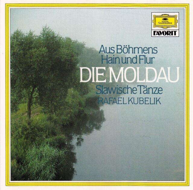 DIE MOLDAU - AUS BÖHMENS HAIN UND FLUR / CD - TOP-ZUSTAND
