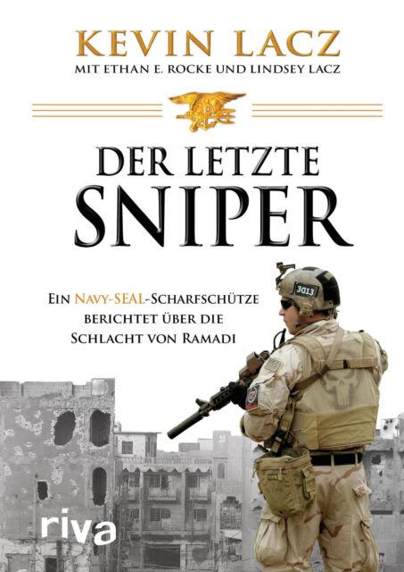Der letzte Sniper Ein Navy-SEAL-Scharfschütze Scharfschützen Biografie Buch NEU