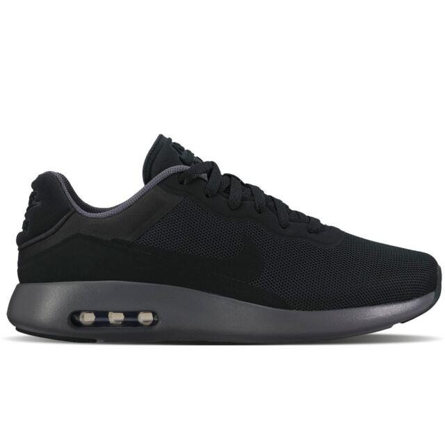 Nike Air Max Modern Essential Black Mens Trainers