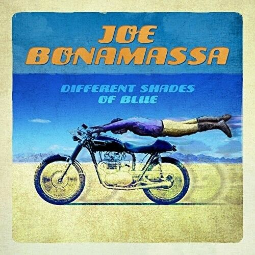 Joe Bonamassa - Different Shades of Blue [New CD] Germany - Import