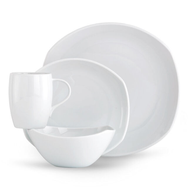 Dansk Classic Fjord 4-Piece Set Service For One  sc 1 st  eBay & Dansk 816265 Classic Fjord 4-piece Dinnerware Place Setting | eBay