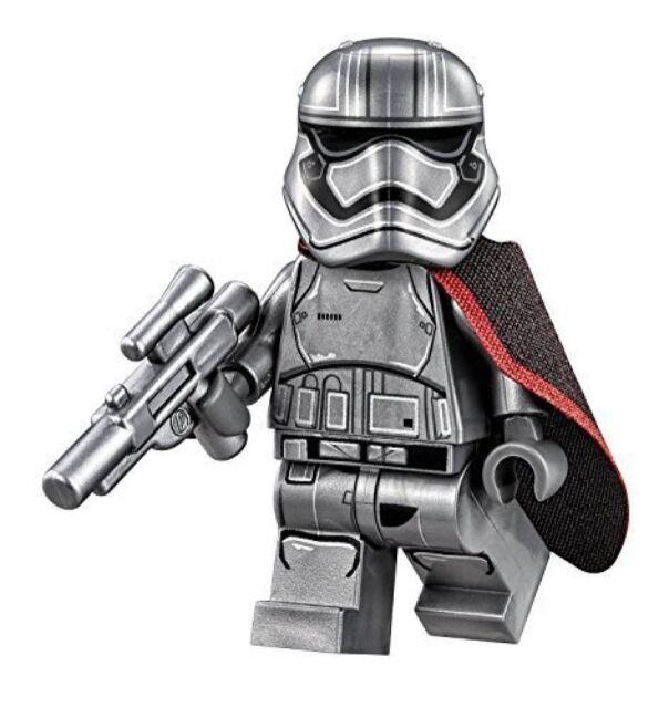 Star Wars 7 The Force Awakens Captain Phasma Minifigure Lego ...