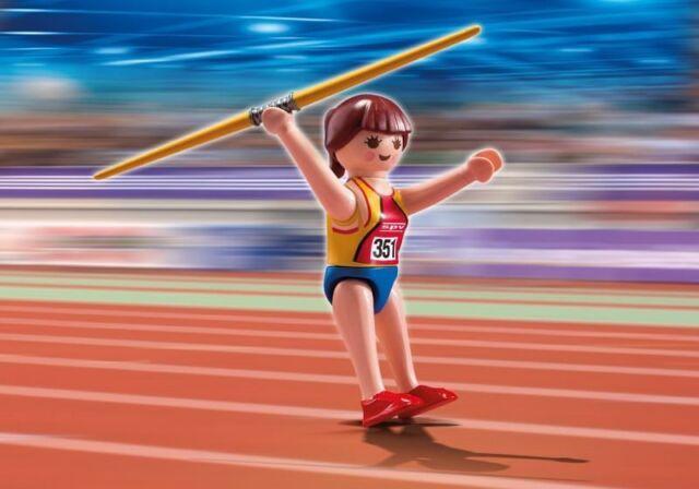 BNIB Playmobil 5201 OLYMPICS Javelin thrower