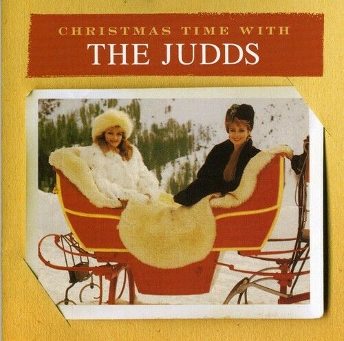 The Judds - Christmas Time with the Judds [New CD] Manufactured On Demand