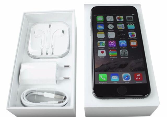 iPhone 6 16GB Gris ORIGINAL  | Nuevo (otro) I Sin Touch ID | PRECINTADO