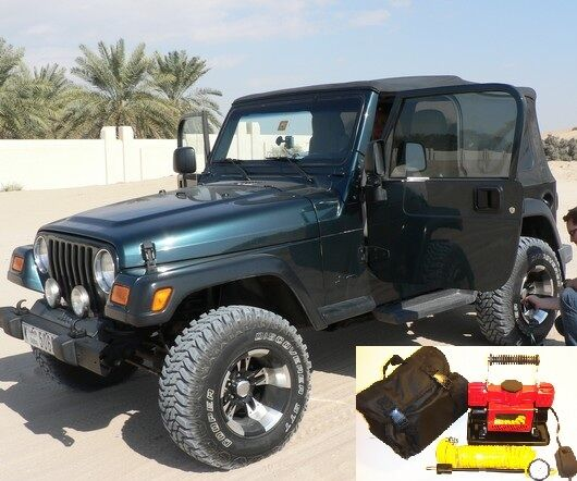 kit bio ethanol jeep wrangler. Black Bedroom Furniture Sets. Home Design Ideas