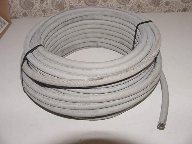 Southwire Telcoflex Iii/ks24194 L3 2 AWG Power Wire Cable 25 Feet ...