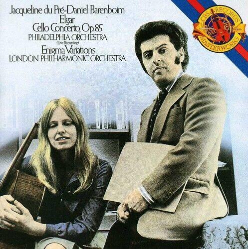 Jacqueline du Pr - Elgar: Clo Cto / Enigma Variations [New CD] Germany - Import