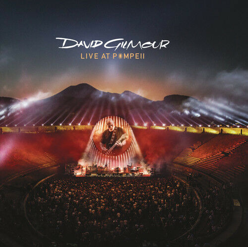 David Gilmour - Live At Pompeii [New CD]
