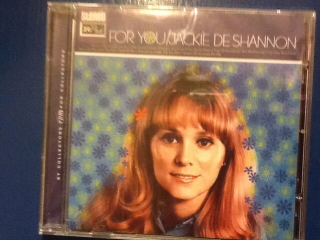 JACKIE. DE SHANNON.         CD.         For You (2012)