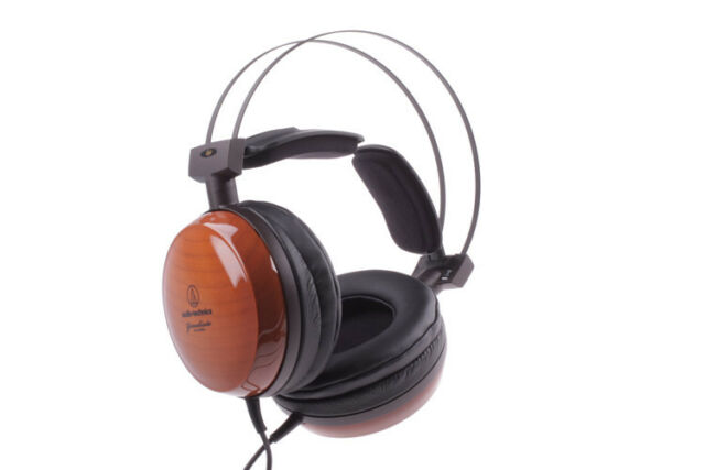 AUDIO-TECHNICA ATH-W1000X ATH W 1000 X DYNAMIC HEADPHONES CLOSED TOP OF RANGE