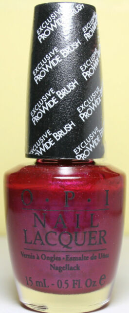 Opi Nail Polish C84 Don T Wine