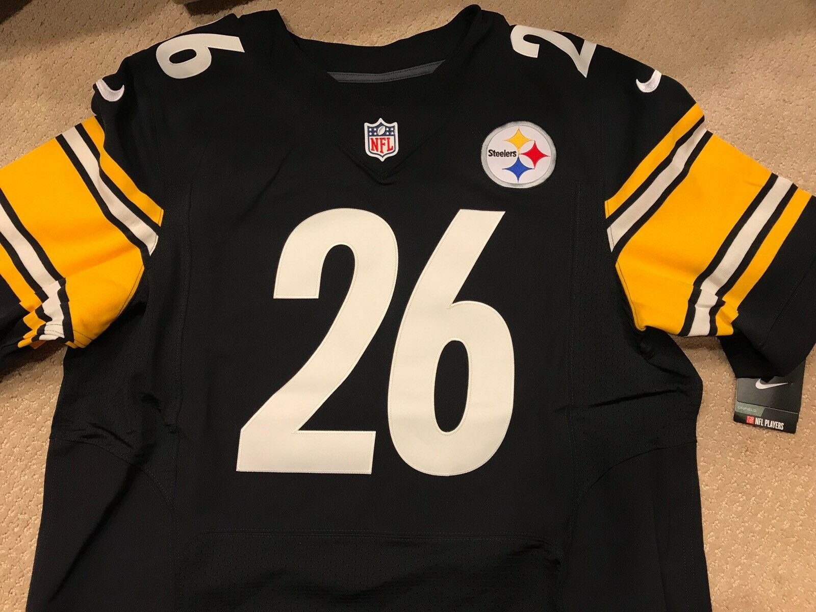 authentic le veon bell jersey