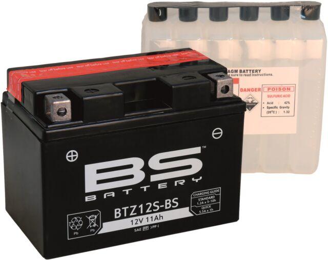 Batterie Yamaha YZF-R6 600, Bj.:08-16, RJ15, YTZ12S-BS Wartungsfrei