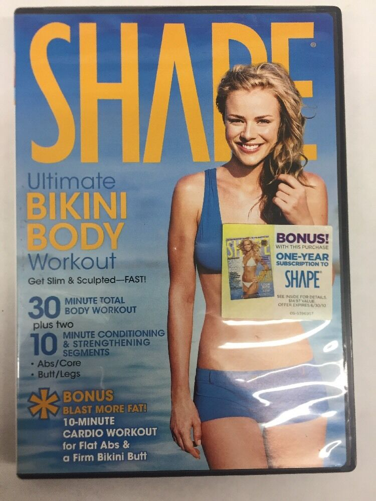 Shape ultimate bikini body