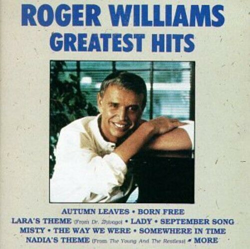 Roger Williams - Greatest Hits [New CD] Manufactured On Demand