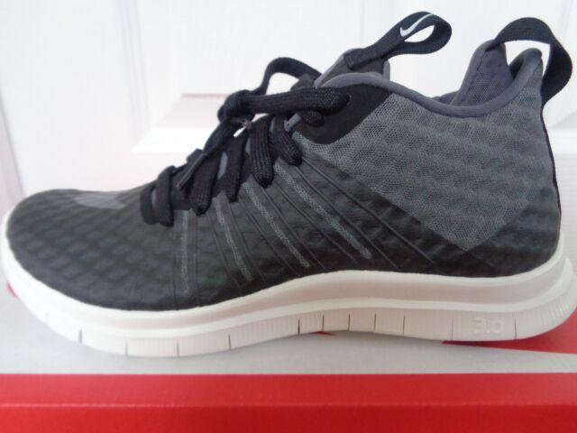 Nike FREE HYPERVENOM 2 FS ginnastica 805890 001 UK 6 EU 40 US 7 Nuovo Scatola