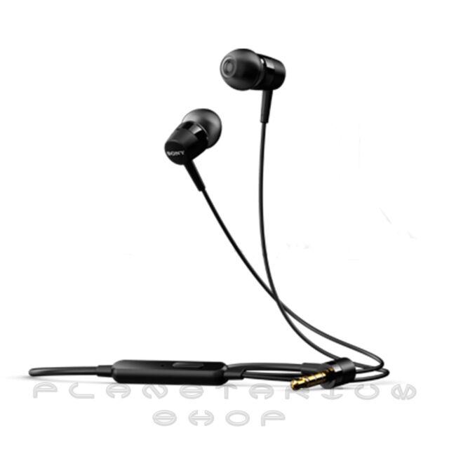 Auriculaire MH750 Sony Xperia Z Ultra Z3 Écouteurs Prise de courant jack