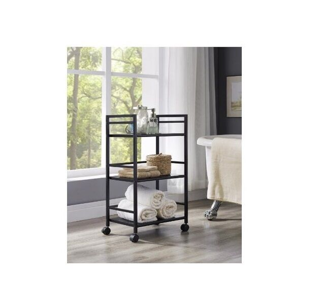 durable browse costway dining trolley kitchen walmart wood cart storage home islands drawers stand com carts rolling