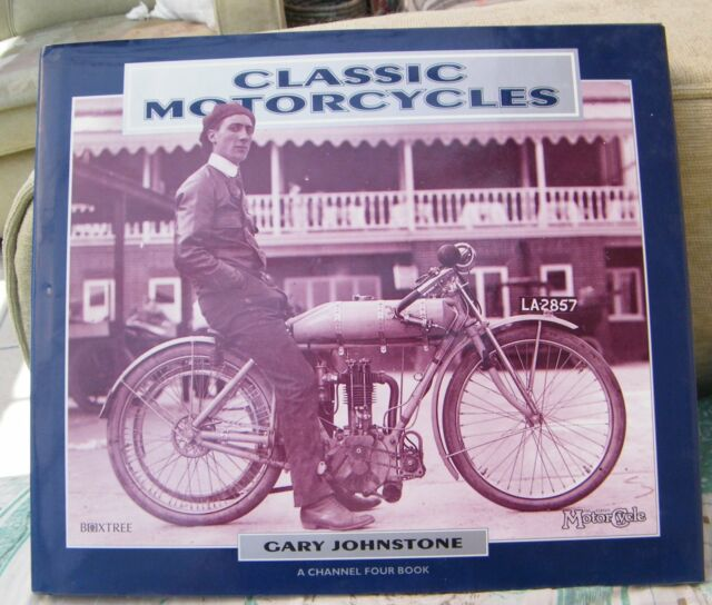 Classic Motorcycles by Gary Johnstone (Hardback, 1993)