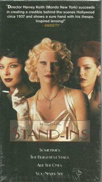 Stand-Ins (VHS, 1999) NEW AND SEALED