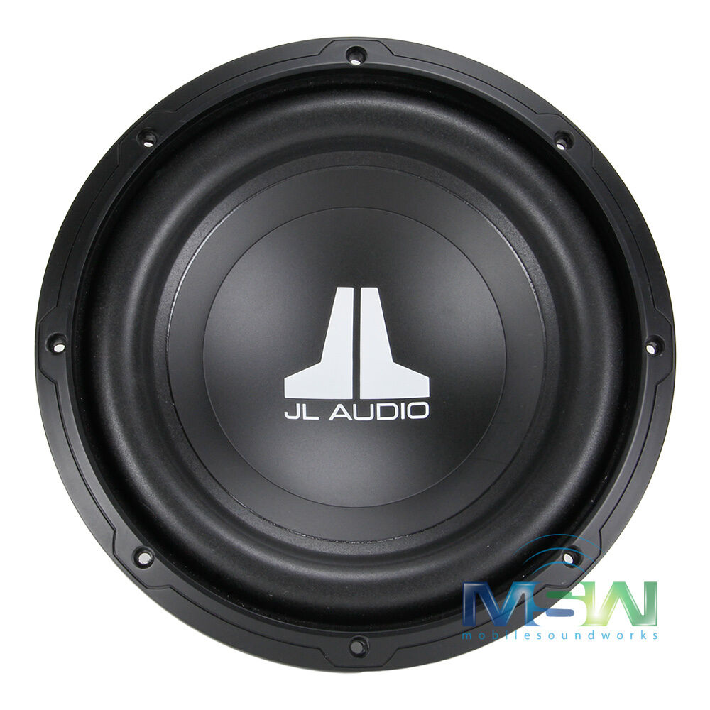 Jl audio 10w0v3 4 1 way 10in car subwoofer ebay picture 1 of 5 sciox Gallery