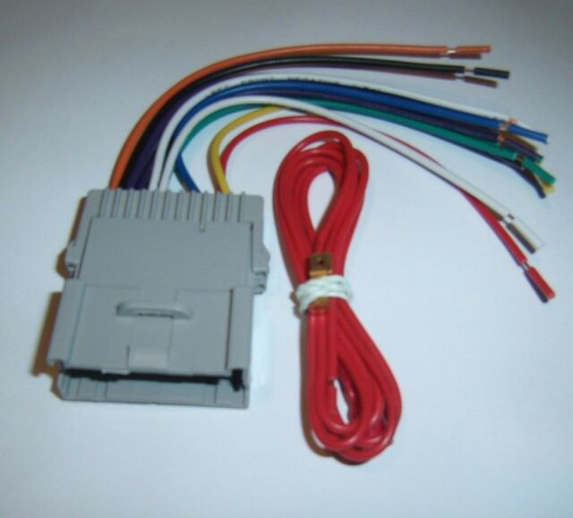 RAPTOR GM4004 GM Wire Harness Chevy Pontiac Car Radio Buick 98-09 ...