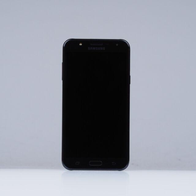 Samsung Galaxy J7 Nxt J701F Dual sim 16GB ohne SIM-Lock - Schwarz