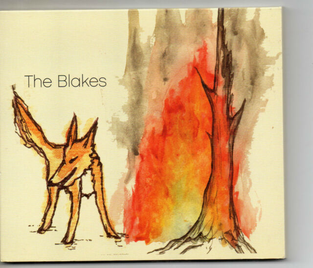 The Blakes - The Blakes (2008). CD Album