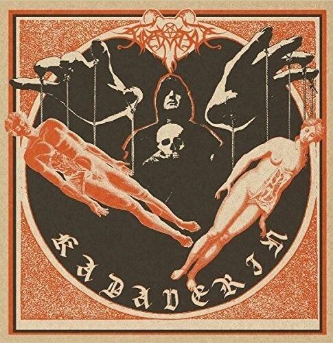 Gravdal - Kadaverin [New CD]