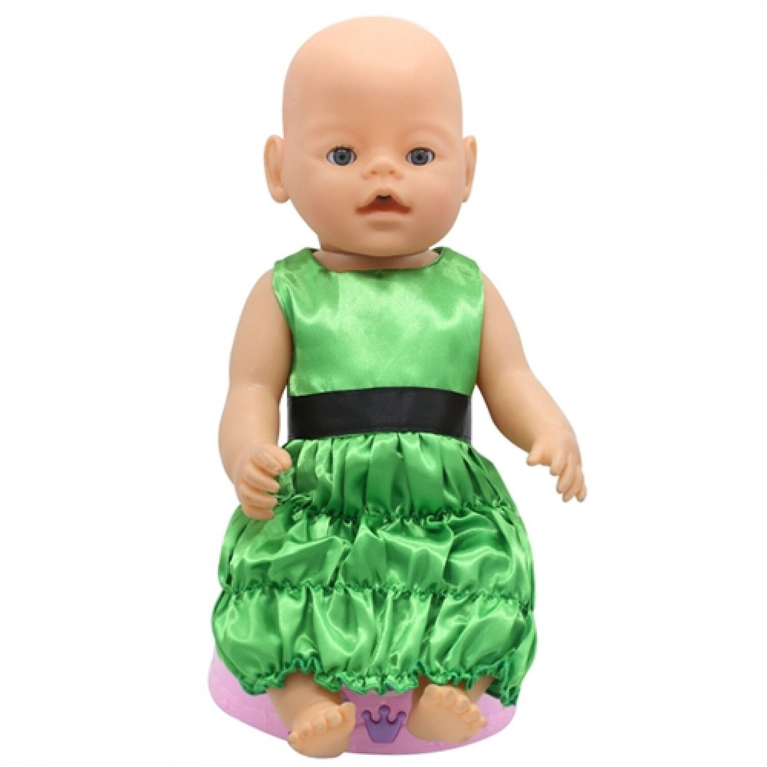 Baby Doll Clothes Princess Dolls Accessories Girls Kids Toys Best