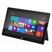 Microsoft surface Windows RT 64GB, Wi Fi, 6in  Bl...
