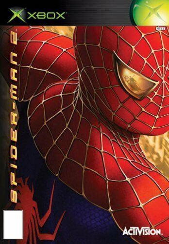 Spider-Man 2: The Movie (Xbox) - Game  U8VG The Cheap Fast Free Post