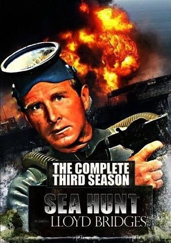Sea Hunt: Comp Series - Ssn 1 & 2 & 3 & 4 - 20 DISC SET (2016, DVD NEW)