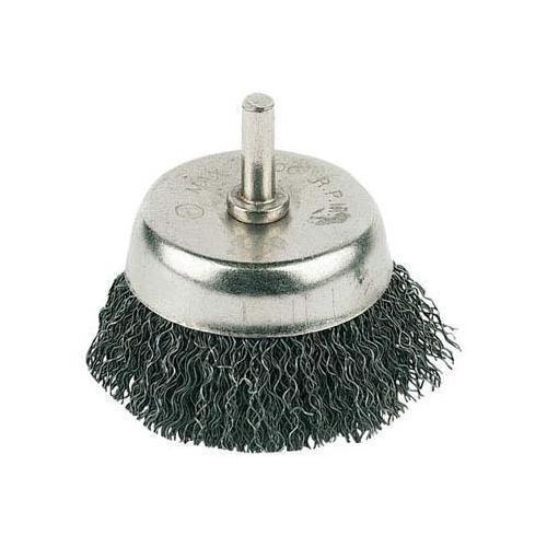 GD133969 Silverline Rotary-Draht-Cup-Pinsel-50mm DIY-Elektrowerkzeug-Zubehör