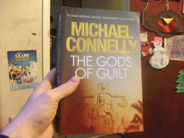 The Gods of Guilt by Michael Connelly (Paperback, 2013)