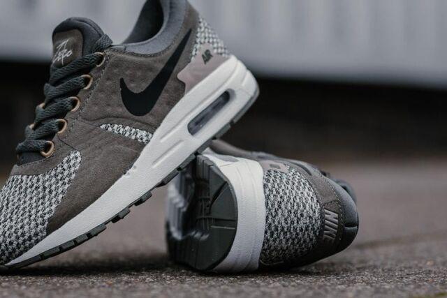 Nike AIR MAX pari a zero se GS Scarpe da ginnastica in esecuzione Scarpe Sneakers 917864 005