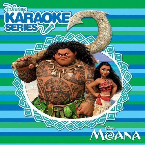 Various Artists - Disney Karaoke Series: Moana [New CD]