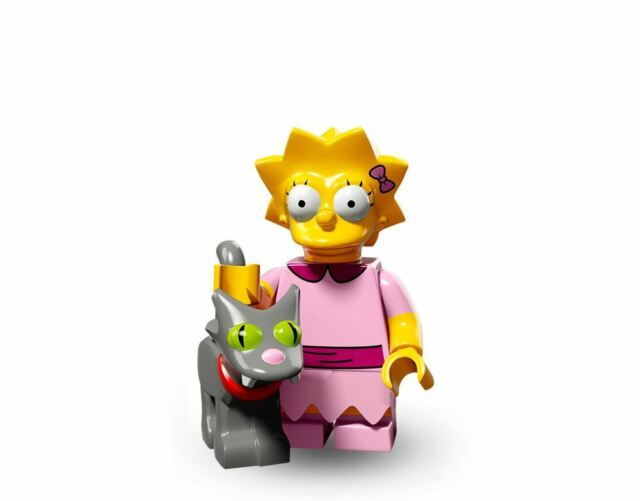 LEGO® Minifigures / Minifiguras 71009 -The Simpsons Serie 2 - Lisa and Snowball