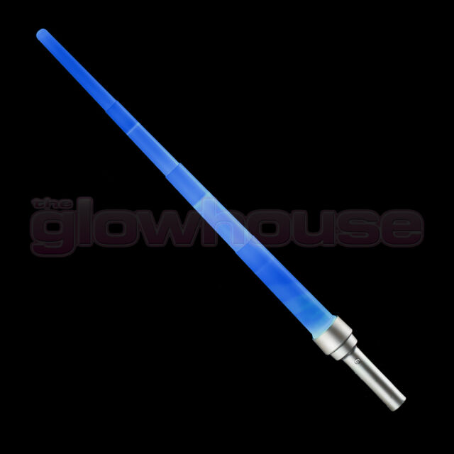 Lightsaber - Light Up Sword - Extends & Switches to 8 Different LED Modes